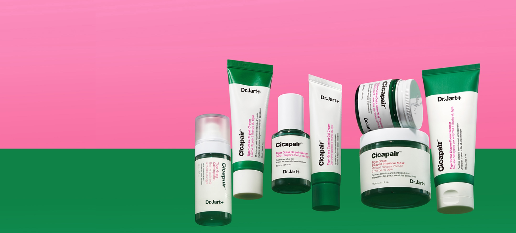 Full Cicapair Product Collection
